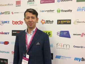 Dmitry Starostenkov, EvenBet Gaming CEO at BOS2017
