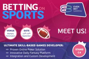 Evenbet Gaming at BOSCON2017