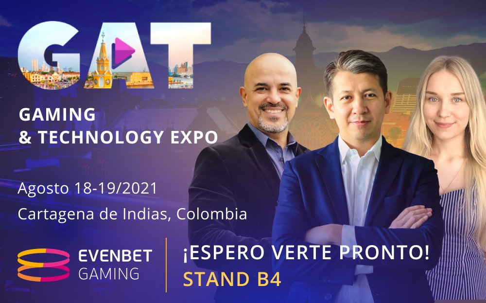 GAT expo evenbet
